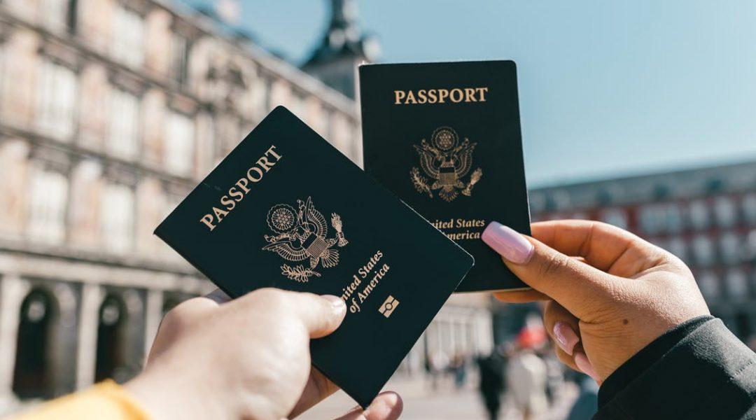 international vaccine passports displayed