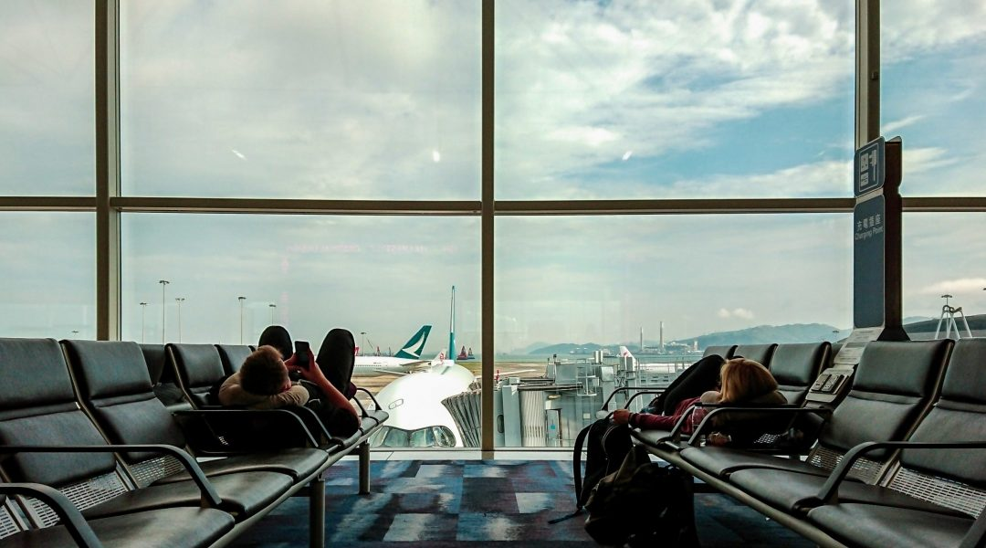 empty international airports not ready for demand of summer